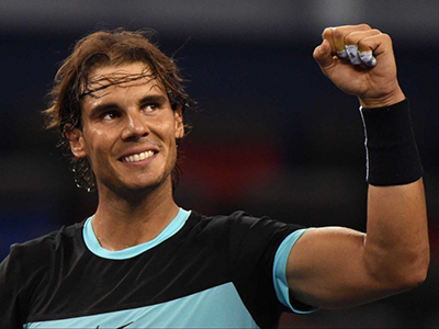 Rafael Nadal is Ready for a Second Hair Transplant