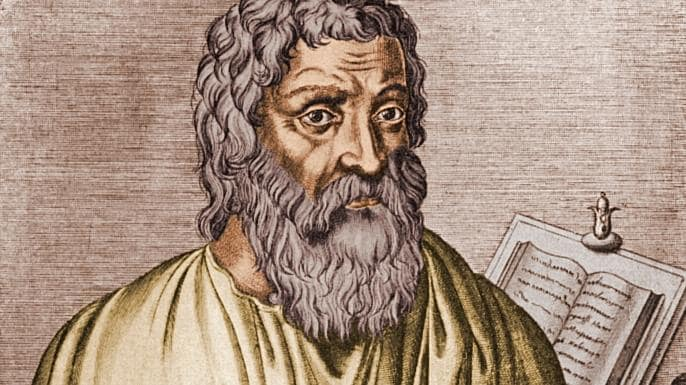 Hippocrates cure for baldness