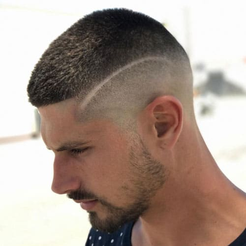 The Four Best Types Of Men S Hairstyles For Thinning Hair Biothik